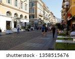 nice  france   september 20 ... | Shutterstock . vector #1358515676