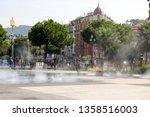 nice  france   september 18 ... | Shutterstock . vector #1358516003