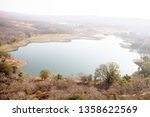 view of the semi deciduous... | Shutterstock . vector #1358622569