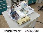 the image of medicines | Shutterstock . vector #135868280