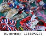 Thai flag souvenirs