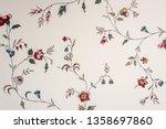seamless pattern made of... | Shutterstock . vector #1358697860