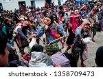 paucartambo  cusco  peru  ... | Shutterstock . vector #1358709473