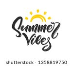 vector illustration ... | Shutterstock .eps vector #1358819750