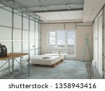 Drywall Installation In The...