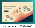 illustration is written... | Shutterstock .eps vector #1358961446