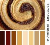 a closeup of the swirl of a... | Shutterstock . vector #1359066716