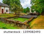Ruins Of Barbarathermen In...