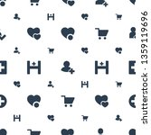 add icons pattern seamless...   Shutterstock .eps vector #1359119696