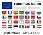 european union   eu   and... | Shutterstock .eps vector #1359166370