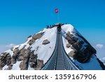 Mount Titlis  Switzerland Marc...