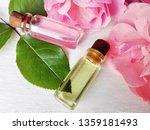 rose flower petals   rose...   Shutterstock . vector #1359181493