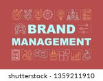brand management word concepts...   Shutterstock .eps vector #1359211910