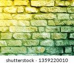 light color stone wall texture... | Shutterstock . vector #1359220010
