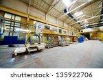 mytishchi   apr 18  shop floor... | Shutterstock . vector #135922706