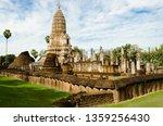 sukhothai thailand   december ... | Shutterstock . vector #1359256430