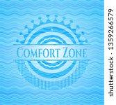 comfort zone sky blue water... | Shutterstock .eps vector #1359266579