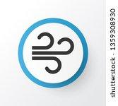 wind icon symbol. premium... | Shutterstock .eps vector #1359308930