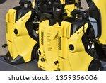 vilnius  lithuania   april 04 ... | Shutterstock . vector #1359356006