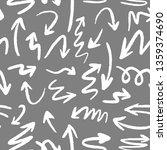 modern geometric arrow pattern. ... | Shutterstock .eps vector #1359374690