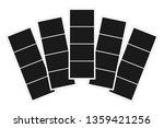 template for photos. template... | Shutterstock .eps vector #1359421256