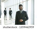 happy indian business man in... | Shutterstock . vector #1359462959