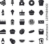 solid vector icon set   toaster ... | Shutterstock .eps vector #1359484430