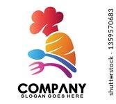 carrot chef's. expert logo... | Shutterstock .eps vector #1359570683