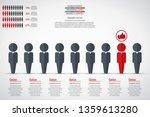 business management  strategy... | Shutterstock .eps vector #1359613280
