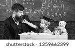 teacher and pupil in... | Shutterstock . vector #1359662399