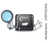 detective button end in the...   Shutterstock .eps vector #1359731516
