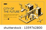 smart technologies for future... | Shutterstock .eps vector #1359762800