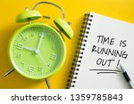 time is running out concept...   Shutterstock . vector #1359785843