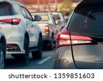 Brake Cars On Asphalt Roads...