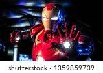 avengers station  london  ... | Shutterstock . vector #1359859739