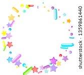 sprinkles grainy. cupcake... | Shutterstock .eps vector #1359861440
