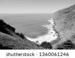 california landscape   ragged... | Shutterstock . vector #1360061246