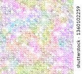 Sequins Sparkling Background....