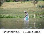 lake naivasha  kenya   19th... | Shutterstock . vector #1360152866