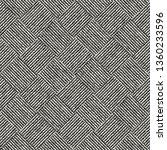 monochrome basket weave... | Shutterstock .eps vector #1360233596