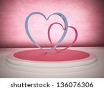 Pink Heart For Someone Speacial