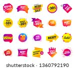 sale banner. special offer... | Shutterstock .eps vector #1360792190