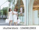 sale  consumerism and people... | Shutterstock . vector #1360812803