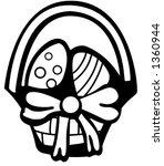 easter symbol   Shutterstock .eps vector #1360944