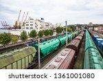 odessa  ukraine   april 6  2019 ... | Shutterstock . vector #1361001080