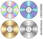 layered vector illustration of... | Shutterstock .eps vector #136103060