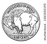 This Is The Buffalo Nickel...