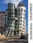 prague  czech republic   april... | Shutterstock . vector #1361098823