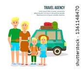travel agency. organization of...   Shutterstock .eps vector #1361148470