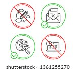 do or stop. keywords  search... | Shutterstock .eps vector #1361255270